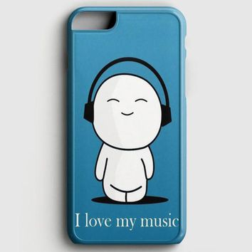I Love My Music iPhone 6/6S Case