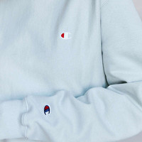 Champion + UO Reverse Weave Pullover Sweatshirt | Urban Outfitters