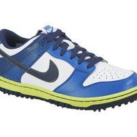 Nike Jr. Dunk NG 1y-7y Kids' Golf Shoes - White