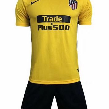 Atletico madrid away jersey 17/18
