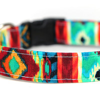 Southwestern Dog Collar - Old ElPaso