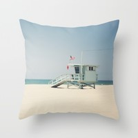 Baewatch Throw Pillow by CMcDonald | Society6