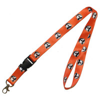 Natty Boh Logo (Orange) / Lanyard
