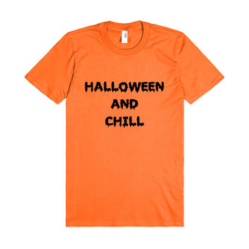 Halloween and Chill