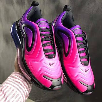 Nike Air Max 720 Fashion Women Personality Air Cushion Sport Running Shoes Sneakers