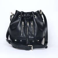 Muva Bucket Bag - Black