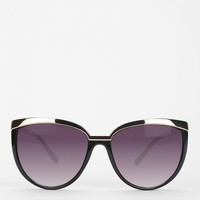 Gold Coast Cat-Eye Sunglasses - Urban Outfitters