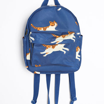 Flying Kitties Backpack MINI by TYAKASHA