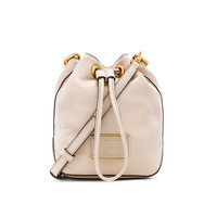 Marc by Marc Jacobs New Too Hot To Handle Drawstring Bag in Papyrus