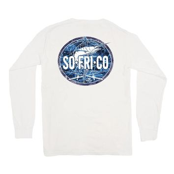 Out of Your Element Long Sleeve Tee by Southern Fried Cotton