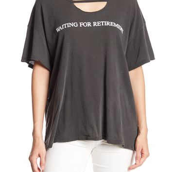 WILDFOX | Retired Rivo Tee | Nordstrom Rack
