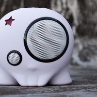 BoomBotix — Store — BB1 DIY White Loud Speaker