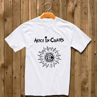 Alice In Chains shirt for man and woman shirt / tshirt / custom shirt