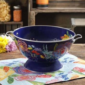 The Pioneer Woman Celia 5-Quart Colander - Walmart.com