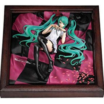 Max Factory Vocaloid Supercell Miku Hatsune: World is Mine (Brown Frame) PVC Figure