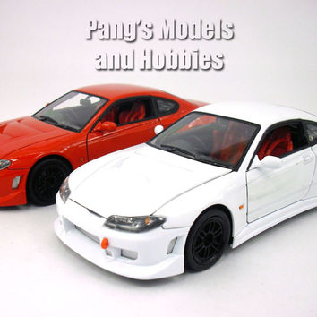 Nissan Silvia S-15 (S15) 1/24 Scale Diecast Metal Model by Welly