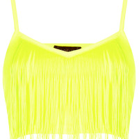 Fringe Bralet - New In This Week - New In - Topshop