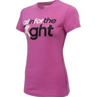 adidas Women's Pink Ribbon The Fight Graphic T-Shirt - Dick's Sporting Goods