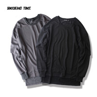 Long Sleeve Cotton Hoodies [8598656963]