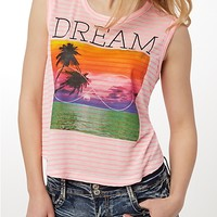 Dream Infinity Striped Tank