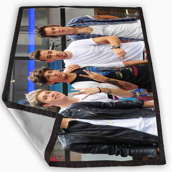 One Direction Today Show Blanket for Kids Blanket, Fleece Blanket Cute and Awesome Blanket for your bedding, Blanket fleece *