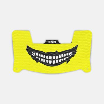Smile Yellow Visor Skin