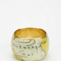 Around The World Bangle Bracelet