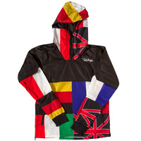 "Club Foreign Windbreaker ""International"""