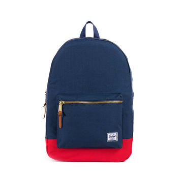 Herschel Supply Co. Settlement Backpack Navy/Red
