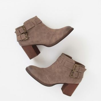 Altar'd State Rugged Carson Bootie | Altar'd State