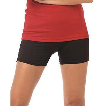 Women's Yoga Moisture Wicking Shorts