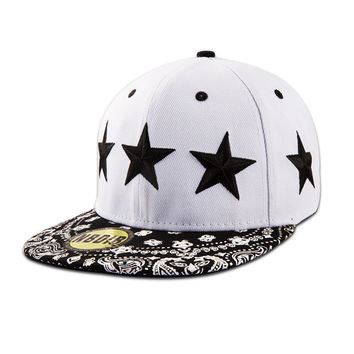 Hip-hop High Quality Cotton Hats [6540889539]