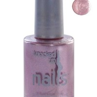 Maternity Safe Nail Polish – Nail for Pregnancy – Pink Glitter Foil : Knocked Up Nails