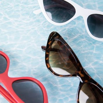 Center Of Attention Sunglasses