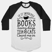 Books, Rainy Days, Tea, and Cats