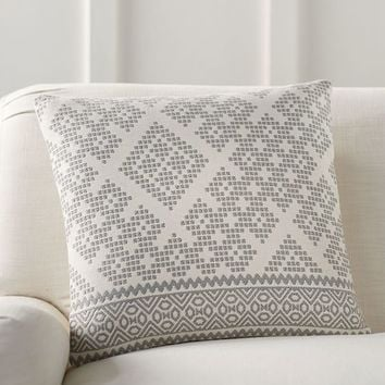 Collette Jacquard Pillow Cover