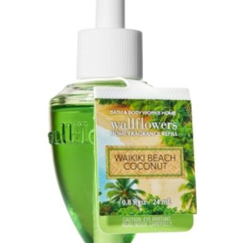 Wallflowers Fragrance Refill Waikiki Beach Coconut