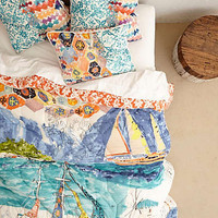 Anthropologie - Port of Call Quilt