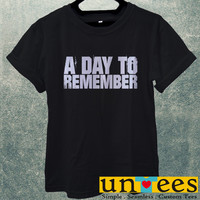 A Day To Remember Men T Shirt