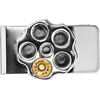 Gun Chamber Money Clip