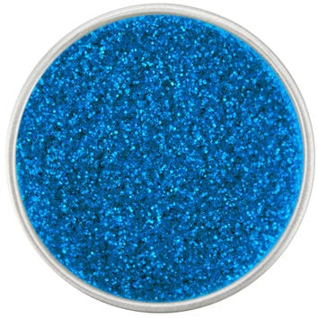 Bright Blue Disco Dust