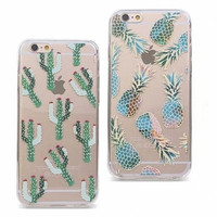 Unique Pattern Iphone 6 6s plus Cases