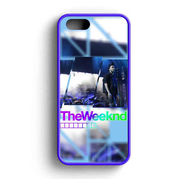 The Weeknd Concert iPhone 5 Case iPhone 5s Case iPhone 5c Case