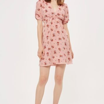 Floral Tea Dress | Topshop