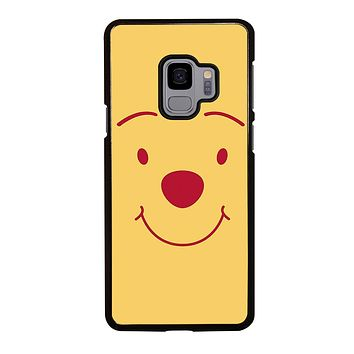 WINNIE THE POOH FACE Samsung Galaxy S3 S4 S5 S6 S7 Edge S8 S9 Plus, Note 3 4 5 239