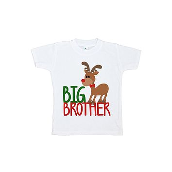 Custom Party Shop Youth Big Brother Christmas T-shirt