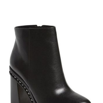 COACH 'Justine' Studded Ankle Bootie (Women) | Nordstrom