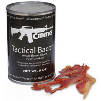 Tac Bac - Tactical Canned Bacon - Single Can