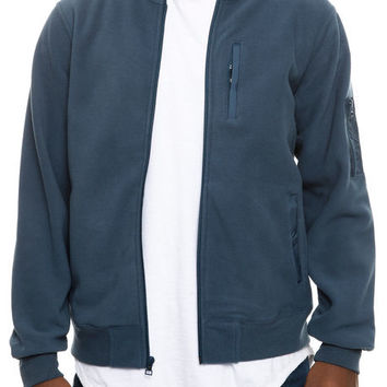 The Bronson Bomber Jacket in Eclipse