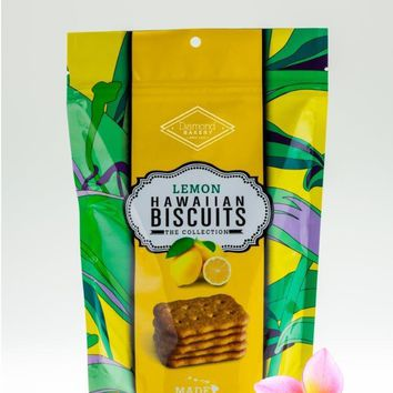 Diamond Bakery Lemon Hawaiian Biscuits (4oz)